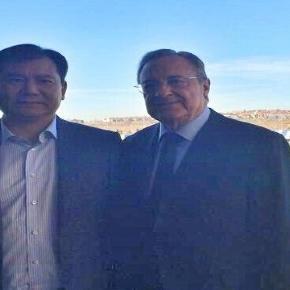 Inter, Zhang a Madrid, si chiude il grande colpo?