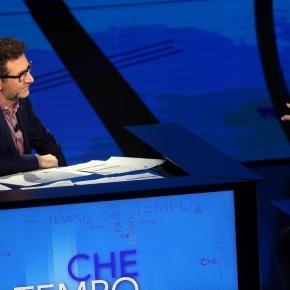 Televisione - Sorpresa, da Fazio Renzi batte i Coldplay. E Salvini ... - unita.tv