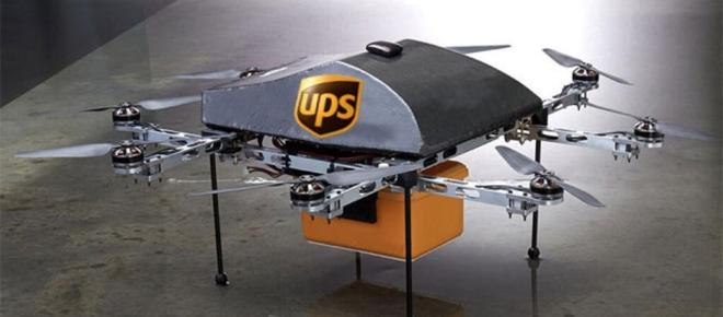 Drone package delivery testing begins at UPS