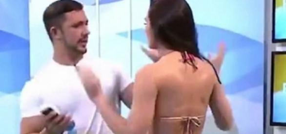 Rayssa Teixeira Melo perdeu a cabeça