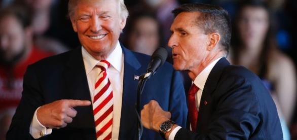 Trump and Flynn in happier times - CNN.com - cnn.com