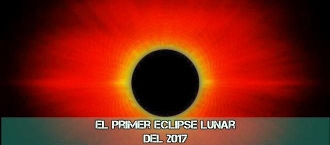El primer Eclipse Anular del 2017