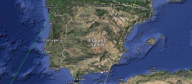 El próximo eclipse solar será visible desde España