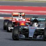Test F1 Barcellona, Ferrari-Mercedes. sara questa il duello 2017? motorionline.com