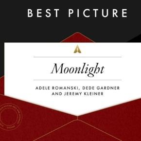 Moonlight venceu como melhor filme