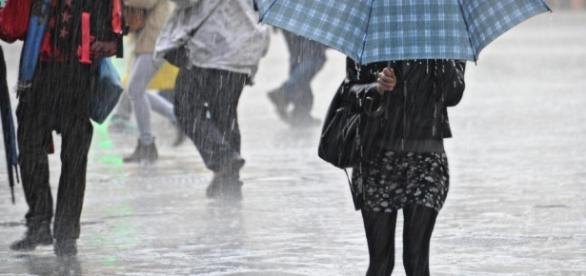 Da martedì è prevista un'ondata di maltempo che colpirà alcune zone d'Italia
