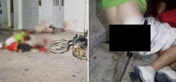 O crime aconteceu na cidade de Toritama (PE)