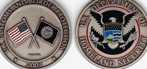 U.S. Customs and Border Protection Headquarters Challenge Coins - migrajoe.com