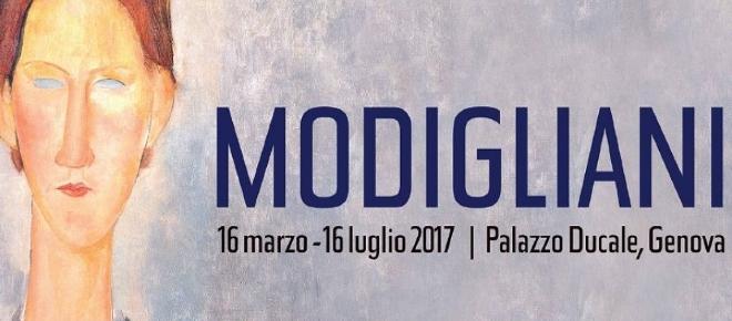 Modigliani a Genova: dal 16 marzo la mostra al Ducale, dopo arriverà Picasso