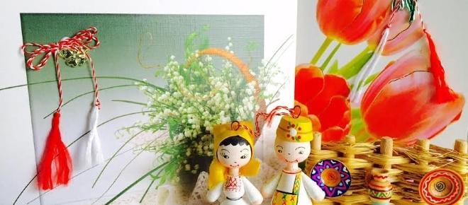 Sărbătoarea românească a Mărţişorului
