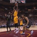 LeBron James it shone again, Youtube NBA channel https://www.youtube.com/watch?v=12vdm6fyPxs