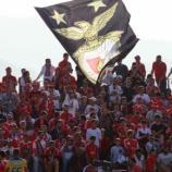 O SL Benfica desloca-se ao António Coimbra da Mota para defrontar o Estoril.