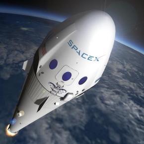 Exploit de SpaceX ! Le 1er étage de la fusée Falcon 9 revient sur ... - pausecafein.fr