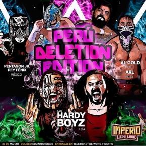 Los Hardys en Perú Deletion Edition