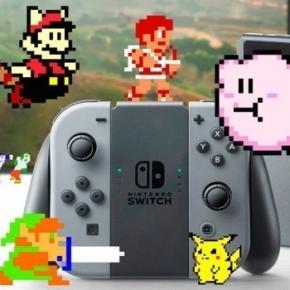 Los primeros juegos de Nintendo Switch se presentarán el 13 de enero - conectica.com