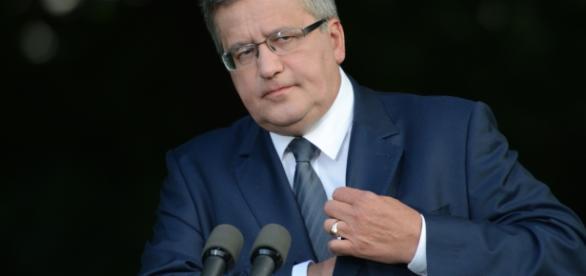 Komorowski wkopał Monikę Olejnik