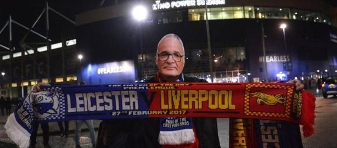 Leicester City vence Liverpool por 3 a 1