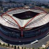 Estádio da Luz espera nova vitória encarnada