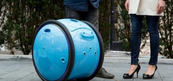 Gita e Kilo: arrivano le valigie robot - tomshw.it