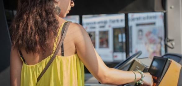 Mulheres sofrem mais abusos em coletivos Fonte da imagem: TheCityFixBrasil