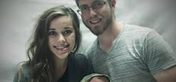 Source: Youtube ET. Ben and Jessa Duggar Seewald welcome baby two