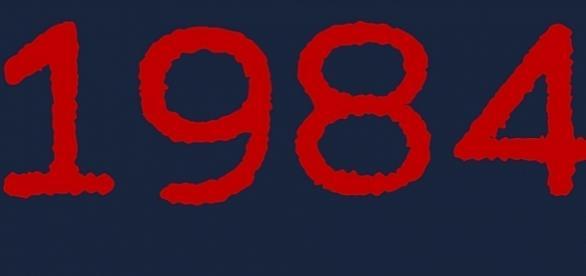 """George Orwell beschrieb in seinem Roman """"1984"""" eine Gesinnungsdiktatur. Jetzt wird die Gefahr real. (Grafik: Blasting.News Archiv)"""