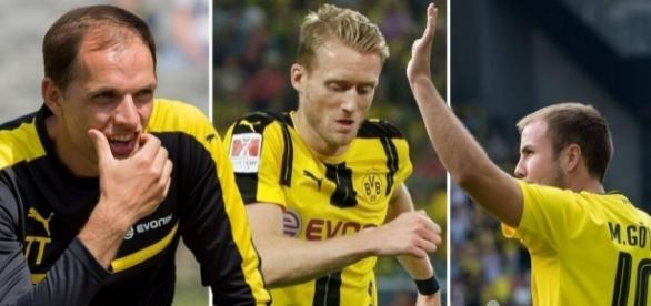 Umbruch bei Borussia Dortmund: Die vier Baustellen des Thomas ... - eurosport.de
