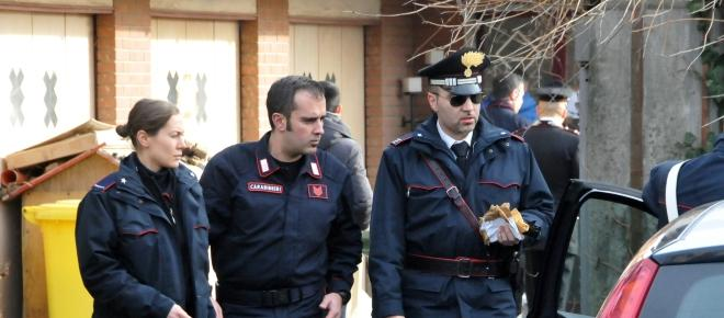 VIDEO: Poliția din Torino l-a arestat pe infractorul care jefuia bătrâne