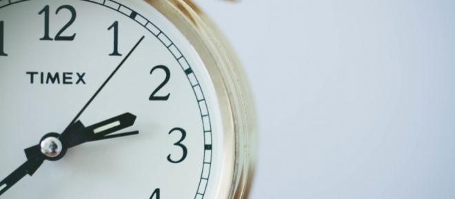 Wer hat an der Uhr gedreht - ist es vielleicht sogar