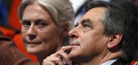 Francois et Penelope Fillon - les emplois fictifs