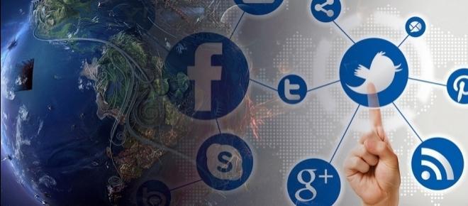 El mundo de las redes sociales