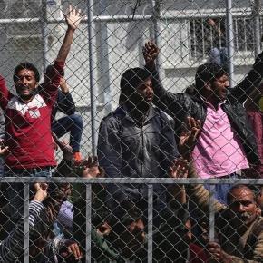 UN: Immer mehr Flüchtlinge in Europa interniert | Aktuell Welt ... - dw.com