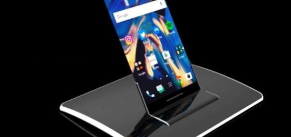 Posible diseñor de lo que trae el HTC 11