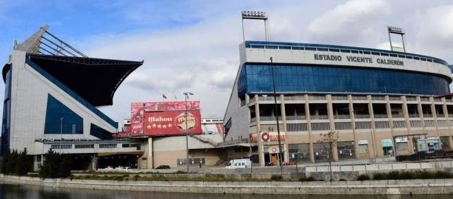 Parte de la afición rojiblanca dice no a la final de la Copa en el Calderón
