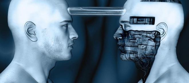Was wie Science Fiction klingt, könnte bald Realität werden: Transhumanismus