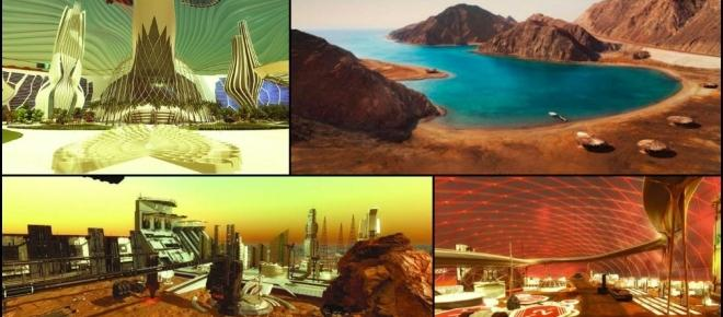 Alien tale or truth: the United Arab Emirates plan to build the city on Mars