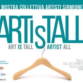 locandina della mostra ARTISTALL