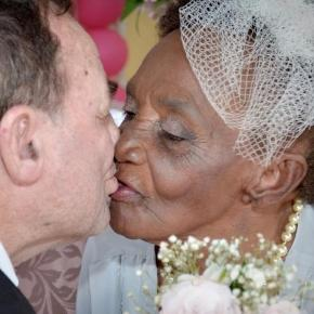 Oldest fiancee ever at 106, engaged to man, 66 - Photo: Blasting News Library - com.au