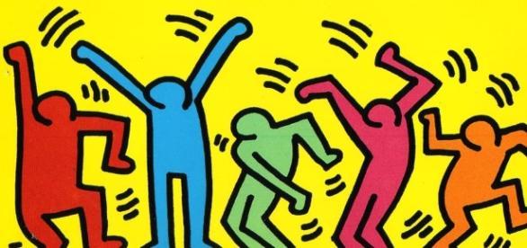 Keith Haring e la mostra sul graffitismo pop a Milano dal 21 ...