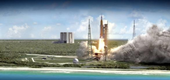 Orion, SLS Development Continues to Take Shape for Inaugural Late ... - americaspace.com