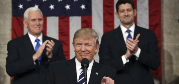 Fact-checking Donald Trump's First Speech to Congress - voanews.com
