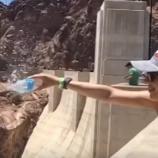 Le barrage Hoover au Nevada défie les lois de l'attraction !