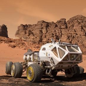 Boots on Mars by 2050, 'The Martian' Author Says (Video) - space.com