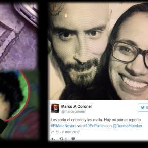 """El """"mata novias"""" es denunciado en facebook, la procuraduría confirma dos crímenes más"""