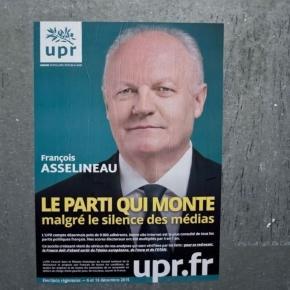 François Asselineau, le candidat de l'UPR