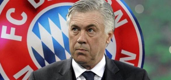 Carlo Ancelotti, allenatore del Bayern Monaco