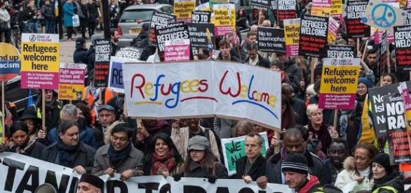 National Demo- March 18th 2017 - Stand Up To Racism - org.uk