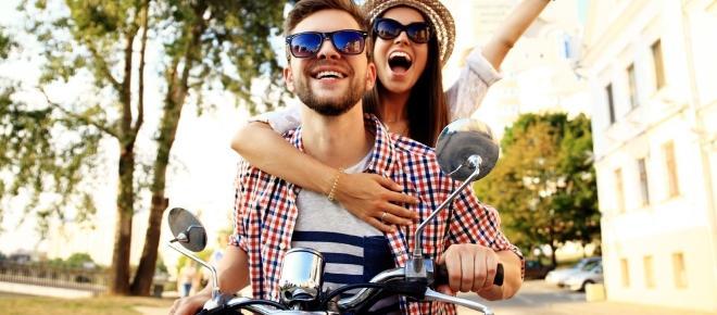8 passos para ser um casal feliz