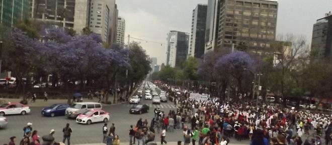 El Día de la Mujer en la Ciudad de México