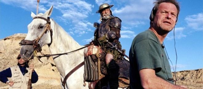 Terry Gilliam reprend le tournage de son Don Quichotte !